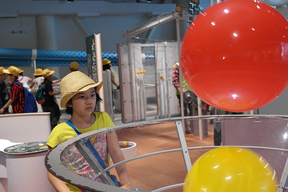 Nagoya city science museum  42