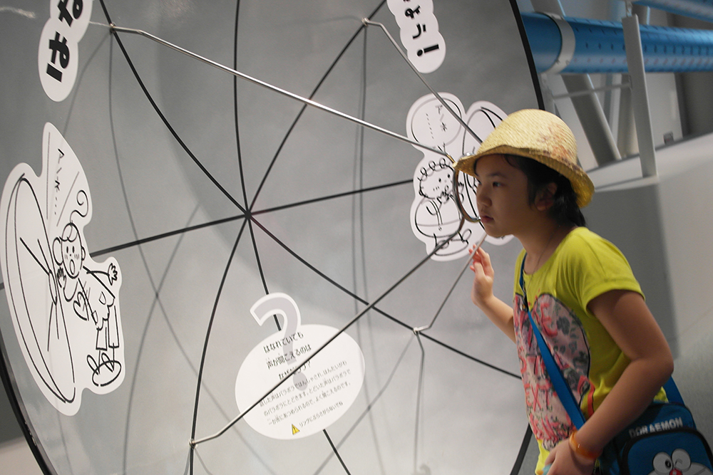 Nagoya city science museum  47